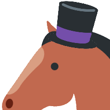 tophat_horse